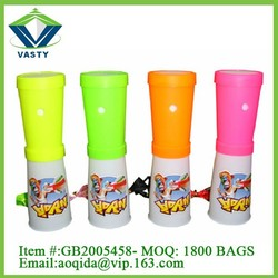 Cheap soccer horn color mini air horn for sale
