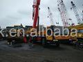 25ton original used hydraulic SANY STC250H mobile / truck crane