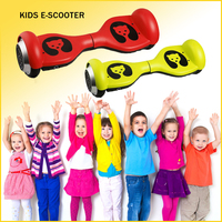 Best selling two wheels balance scooter skate standing roller hover board for child electric balancing board electrical scooter