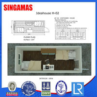 20hc Assemble And Disassemble Container House