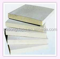 polyurethane insulation foam material for Discontinuous sandwich panel