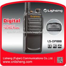 Radio digital chino LS-DP1818 Portátil de dos vías de radio digital