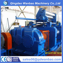 Open Mixing Mill For Reclaimed Tire Rubber