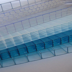 polycarbonate solar sheets plastic roofing pc hollow sheet