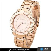 top fashion geneva watch ladies, luxury watch