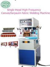 Single Head High Frequency Canvas/tarpaulin fabric Welding Machine