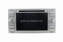4.4.4 android car dvd player with gps for old mondeo Transit S-max 1024*600 quad core 1G+16G optional WS-9162