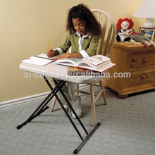 Primary School Child Study Table And Chair,kids adjustable height study table,cheap folding study table