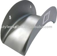 Silver Metal Garden Hose Hanger Up To 30m OF HIGH QUALITY