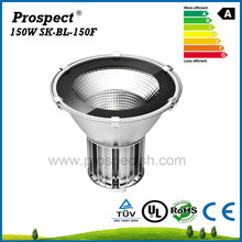 Low frequency 4000K-6500K 100w 150w led high bay lamp for house and mall
