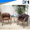 Wood furniture living room sofas wooden chair french dining chair