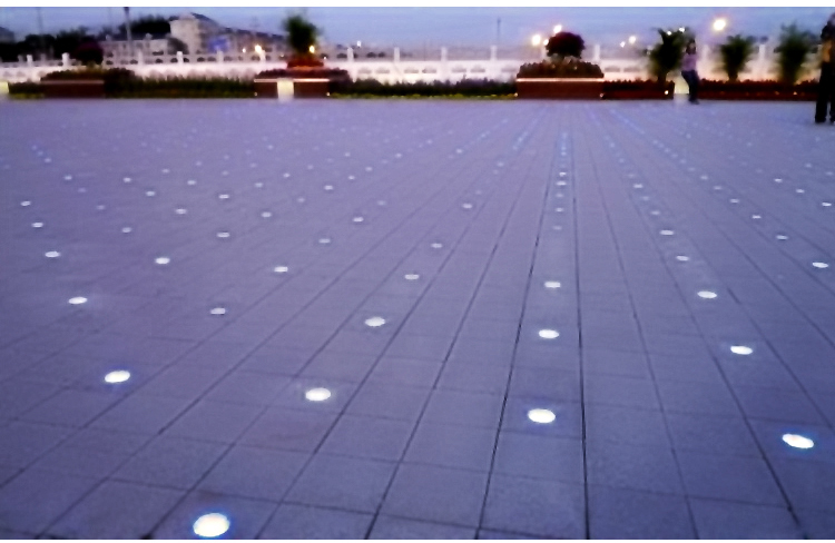 Outdoor illumination 9w ip68 multi color led landscape for Outdoor ground lighting