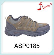 Venta de la fábrica bucle de encaje a la moda sneakers hombres de lujo OEM safety shoes sneakers