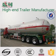 China lpg transport tank pressure vessel/ lpg transport tank semi trailer /new lpg transport truck tanks