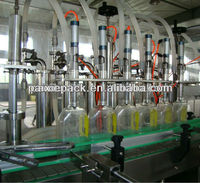 automatic oil bottling machine