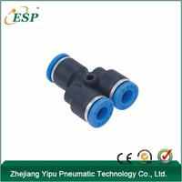 china manfacture air hose quick plastic connection, pipe connection, connection