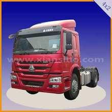 Mesa de preços de novo tratores 4 x 2 trator howo caminhão