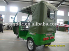Electric Battery powered passenger tricycle