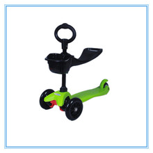 utility high quality with competitive price all aluminum big wheel best kick scooter kids scooter