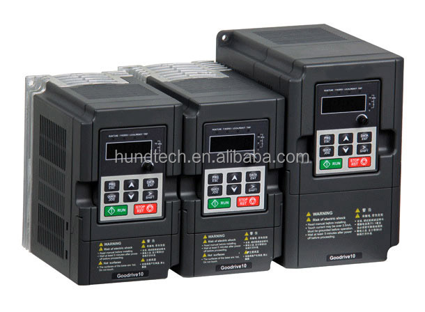 AC drive VFD Mini frequency AC inverter(0.2 - 2.2KW)