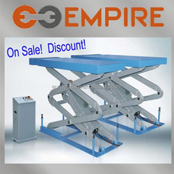 First choice ! Alibaba express New product China supplier car lift / cacar lifts for home garages / CE car scissor lift
