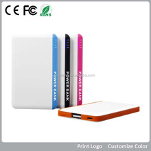 idea product 2015 power bank- whole sale universal power bank with fc ce rohs