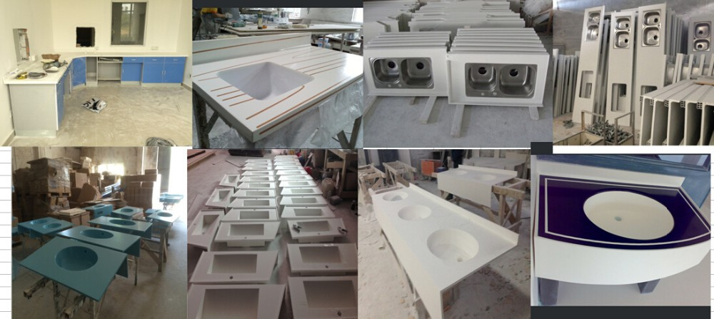 Expect- factory 100% solid surface sheet/ artificial stone/staron solid surface sheet