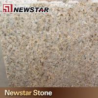 China Cheap Stone Yellow Speckled Granite Countertops