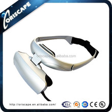 Virtual Reality Head Mounted Video Display Eyewear 3D Glasses