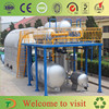 tire recycle machine oil to South American