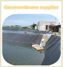 Waterproof HDPE Geomembrane for landfill