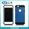hybrid armor case 2 in 1 design protective case for iphone 6