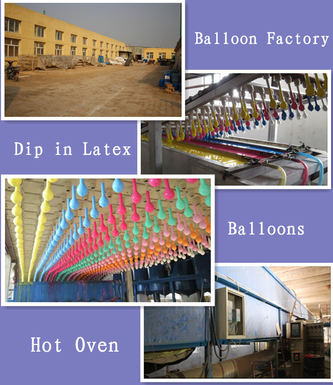 Latex Balloons For Party Supplies _