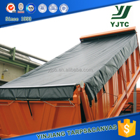 container side curtain tarpaulin truck cover