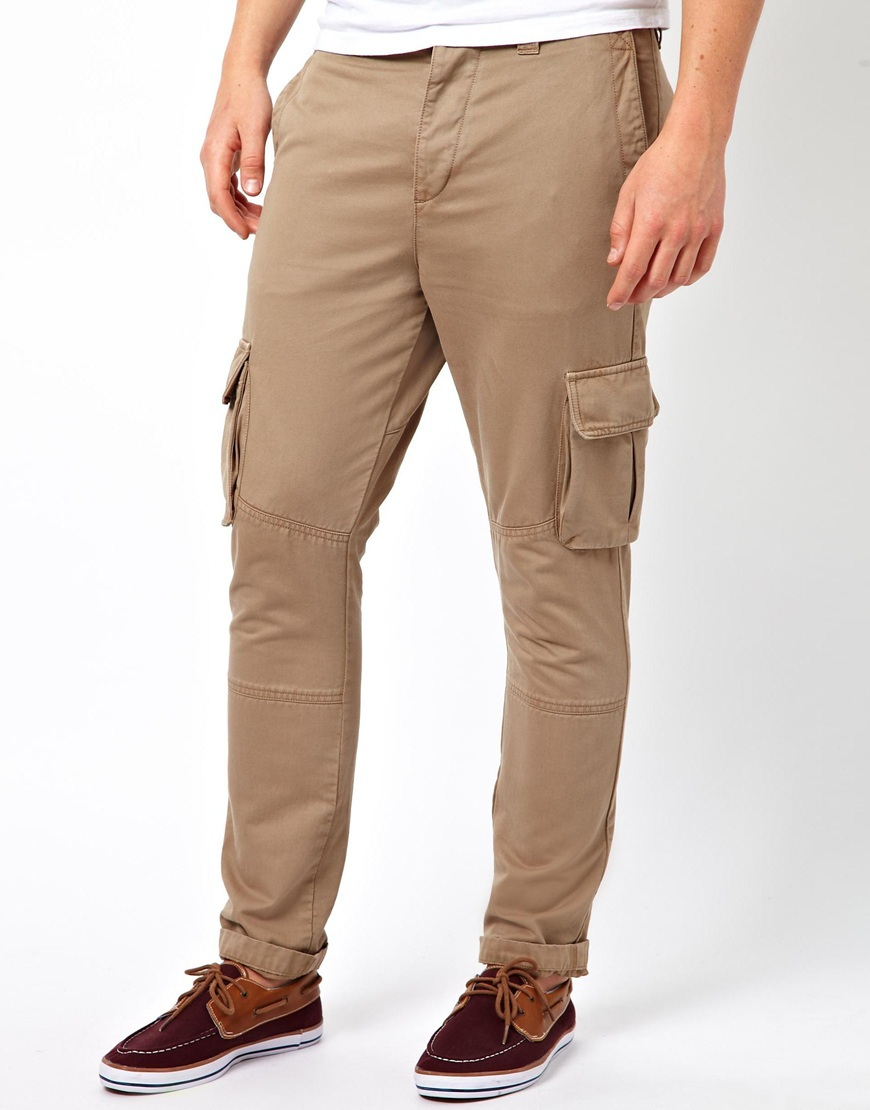 Pants with pockets on the sides of men: a review of models 9