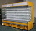 3 M comercial Multideck pantalla nevera / refrigerador abierto para el supermercado