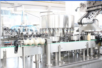 milk drinks 3 in 1 aluminum foil filling machine