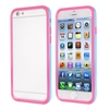 Ultrathin Double Color Detachable TPU and PC Bumper Frame Hybrid Case for iPhone 6 4.7