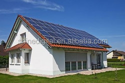 SHINE SOLAR Brand Grade A Monocrystalline Silicon or Polysilicon sunpower solar panel for solar energy system home use