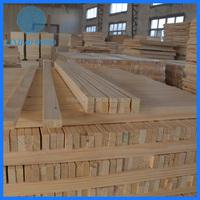 factory price pine slat for talbe leg