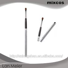 Alibaba China Wholesale makeup lip brush / new design high quality nylon hair aluminum ferrule cosmetic brush whole lip brush