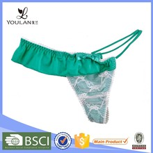 OEM Supplier Thongs Sexy G-String.Sexy Ladies Lingerie .Panty