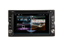 2 din Android 4.4 Car vedio with GPS+Wifi+Bluetooth+Radio+1.2GB CPU+DDR3+Capacitive Touch Screen+wifi for any car