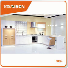Sample available factory directly kitchen furniture china/kitchen cabinet simple designs