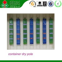 Hanging Calcium Chloride Container Dry Pole