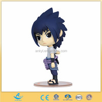 Naruto charater model toy plastic craft and gift pvc Japan anime figure model doll