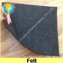 Eco-friendly nonwoven painter felt carpet in roll
