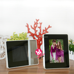 2015 HOT sell LED light up magic mirror picture frames