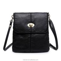 2015 Fashion mini washable lady shouder bag with high quality
