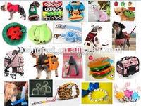 eco soft nylon puppy dog harness pet products